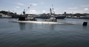 美三艘最強大「海狼」核潛艇同現太平洋