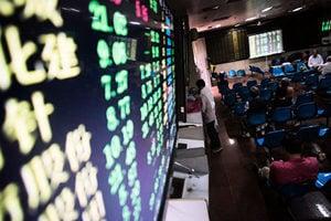 A股繼續下跌 滬指跌下3100點 超2400股飄綠