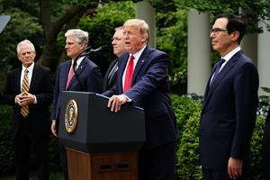 特朗普宣佈對華政策重大轉變 涉及六大領域