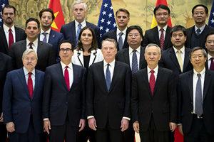 中美貿易磋商今開始 農產品芬太尼是焦點