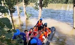 【一線採訪】河南洪災 民間組織救援細節曝光