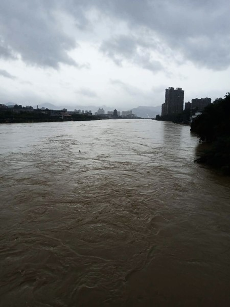 南方洪災氾濫 鄱陽湖將發生流域性大洪水