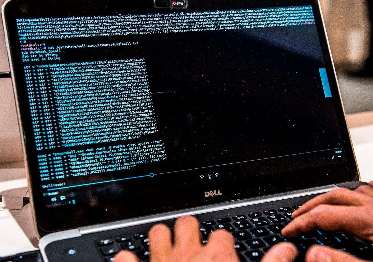 日本首次點名中共,對多起網絡攻擊負責。(PHILIPPE HUGUEN/AFP/Getty Images)