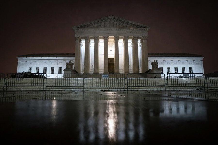 美最高院駁回「戈默特訴彭斯案」緊急申訴