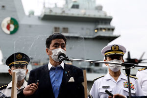 發現疑似中共潛艇 日防長指示加緊情報蒐集