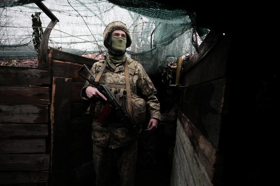 烏克蘭:俄羅斯將在邊境集結逾十二萬大軍