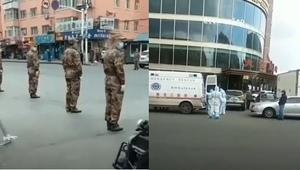 東北三省疫情加劇 吉林遼寧逾8000人被隔離