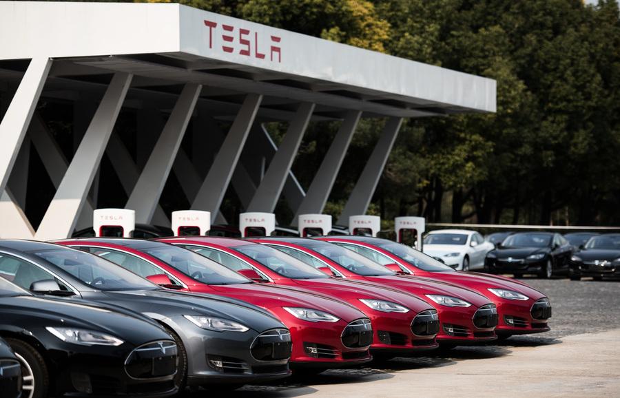 Tesla被中共五部門聯合約談 外界關注