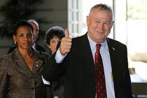 美前議員分析為甚麼羅拉巴克應該當國務卿