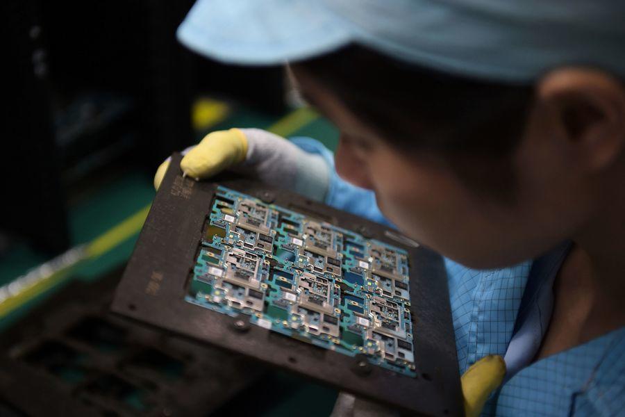 專家:美國晶片技術領先中國10-15年