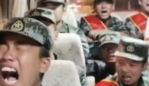 王赫:徵兵難 中共措施多無效果