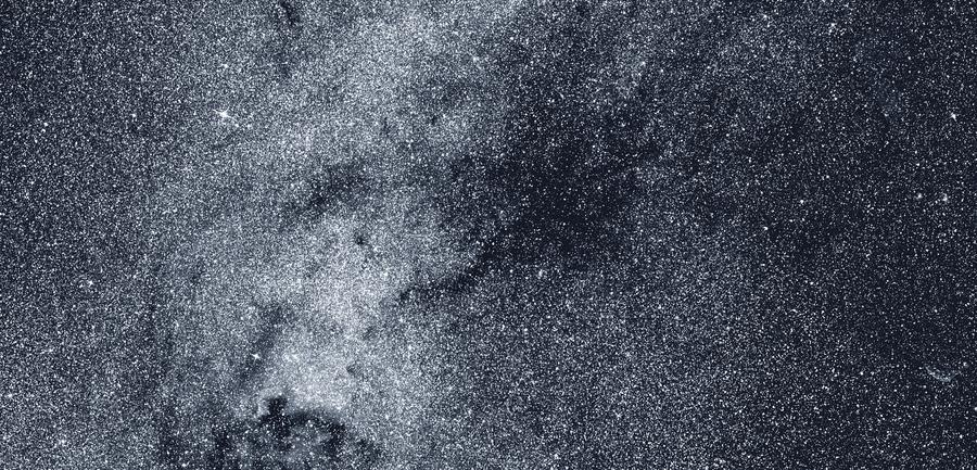 NASA發佈全景圖:北部天空星體如恆河沙數