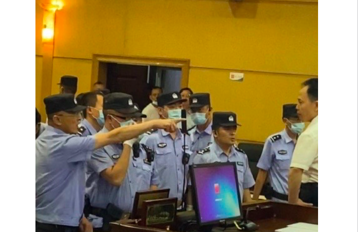 「包頭案」律師團齊揭公檢法黑暗腐敗