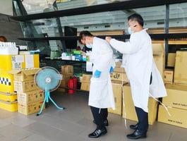 台灣28日增60例本土病例3例死亡