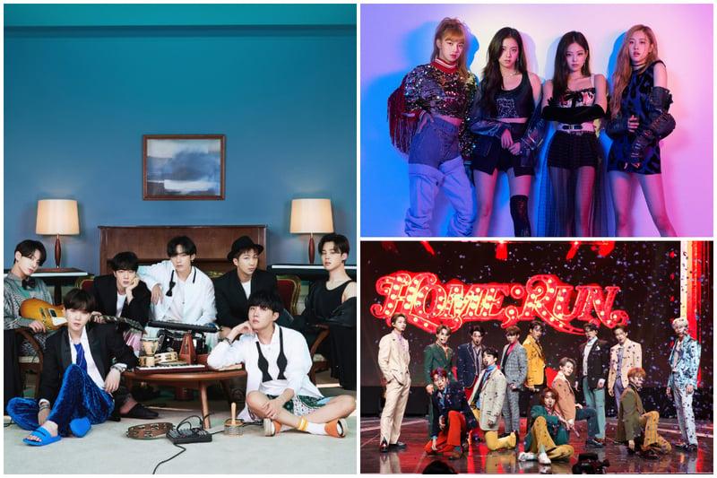 BTS入圍告示牌音樂獎四獎 三韓團入圍同一獎項