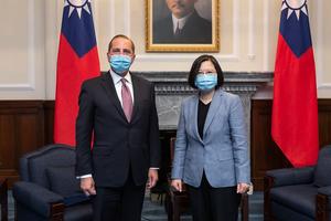 美台關係轉變 特朗普不希望台灣成為北京新目標