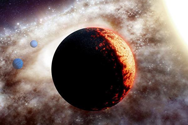 名為TOI-561b的「超級地球」(Keck Observatory)