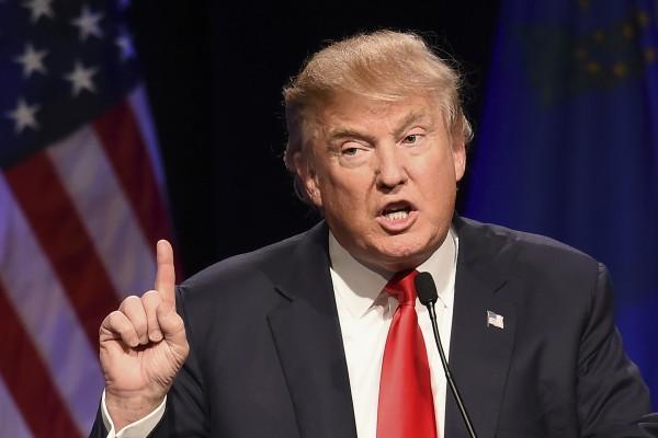 11月8日,美國共和黨總統候選人特朗普以大幅領先票數,力壓另一位候選人希拉莉,當選美國第45屆總統。中、美貿易關係備受國際社會關注。(Mark Wilson/Getty Images)