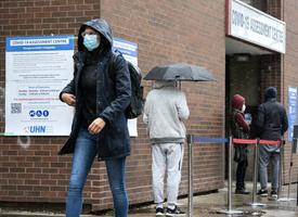 加流行病專家:冬天室外病毒傳播風險也高