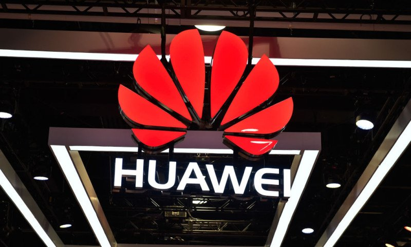 在孟晚舟案件曝光後,美國政界人士和業主再次呼籲,讓中國公司遠離美國利潤豐厚的未來5G電信市場。 (David Becker/Getty Images)