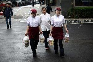 財新中國6月服務業PMI降至4個月新低