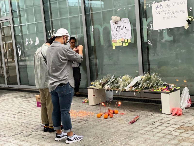 陳彥霖案疑點重重 校友罷課促公佈監控錄像