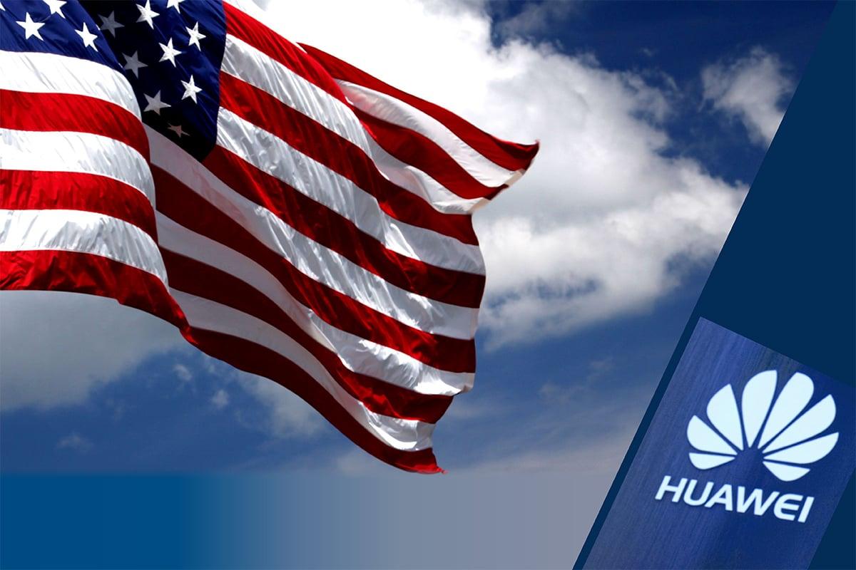 美國媒體引述消息人士的話透露,美國政府敦促阿聯酋將華為從其電信網絡中移除。(大紀元製圖)