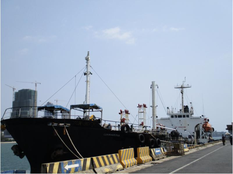 美控新加坡男非法運石油給北韓 沒收油輪