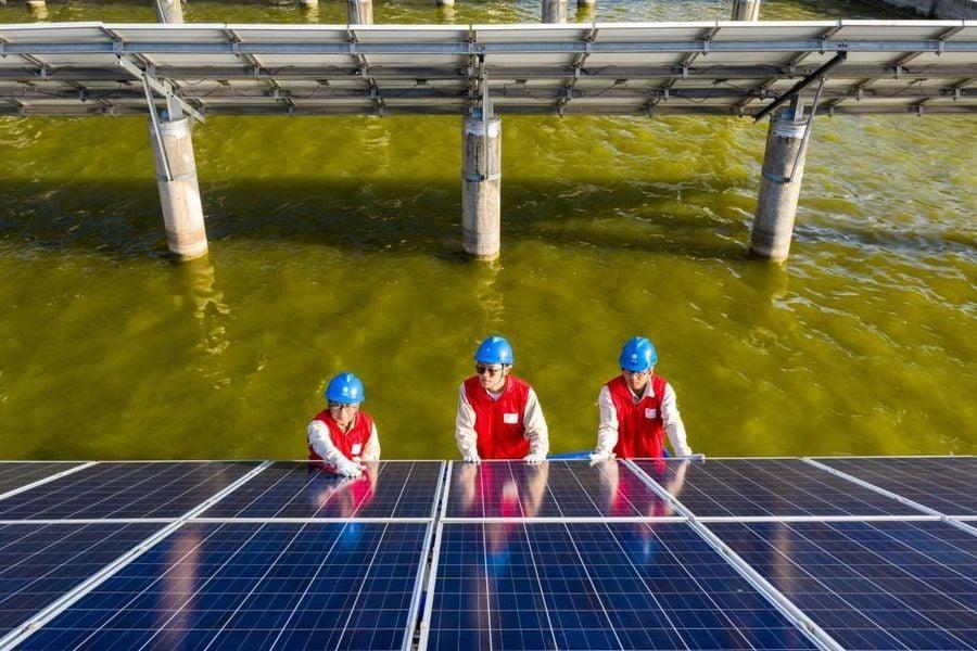 就太陽能板和中共在世貿交鋒 美國獲勝(影片)