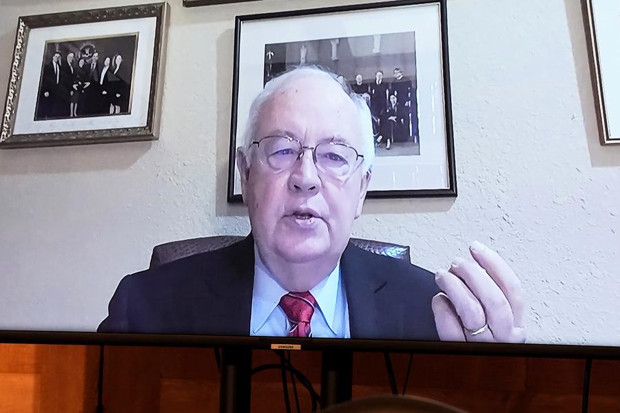 前聯邦總律師:賓州選前改選舉法違法
