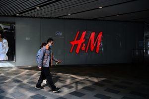 【新疆棉】中國H&M門店 至少六家遭業主強制關閉