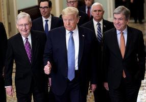 治理疫情促經濟 特朗普政府擬「免薪酬稅」
