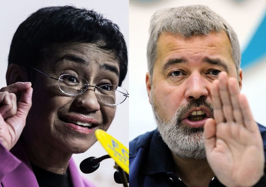 兩媒體人獲諾貝爾和平獎 中俄反應大不同