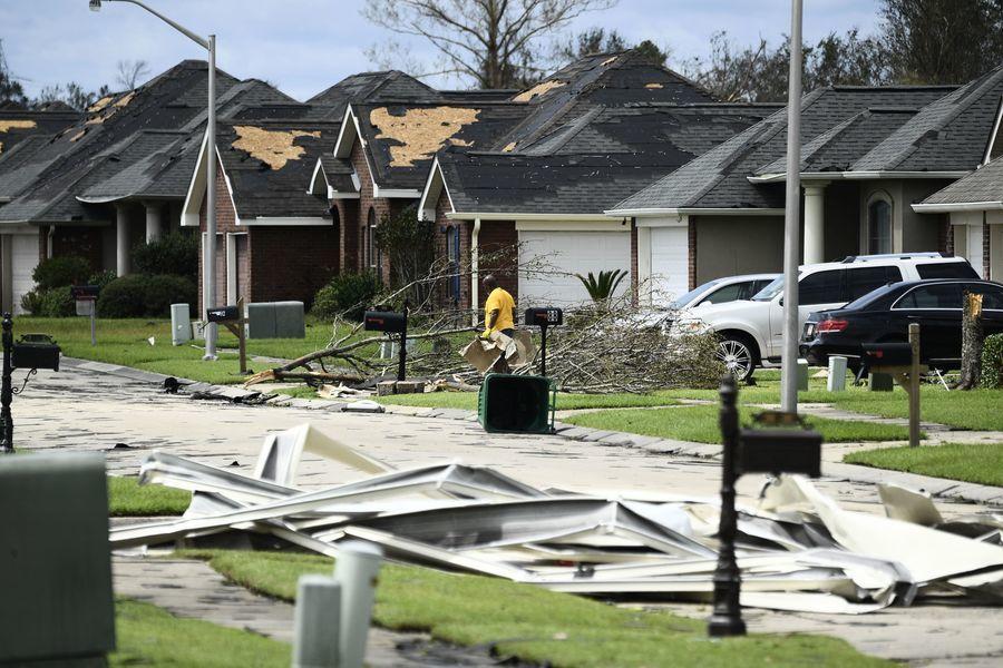 美東三州地區周四遇暴風雨 發布龍捲風警報