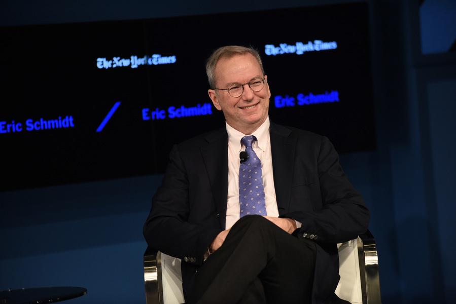 前谷歌CEO等科技高管促中美科技產業脫鉤