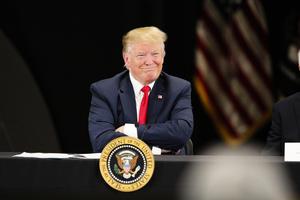 中美談判 特朗普:無論結果如何 美國必贏