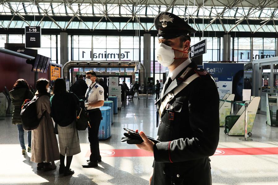 中共肺炎全球蔓延 各國旅行禁令一覽