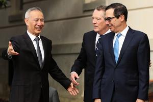 萊特希澤等與劉鶴貿易通話 中美聲明說了啥
