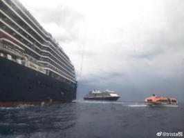 近千中國船員滯留英國和菲律賓 上網求救