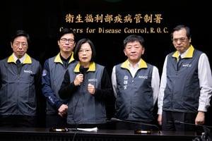 讚揚台北抗疫模式 美國力推台灣國際地位