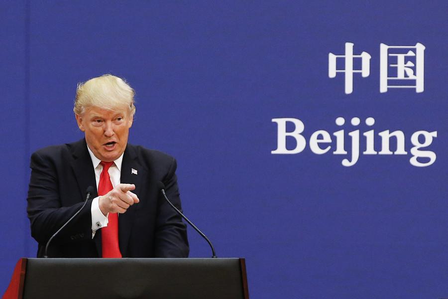 加速脫鉤 特朗普:可切斷整個中美關係