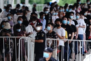 程曉容:疫情示警揮不去 中共仍在侵害人權