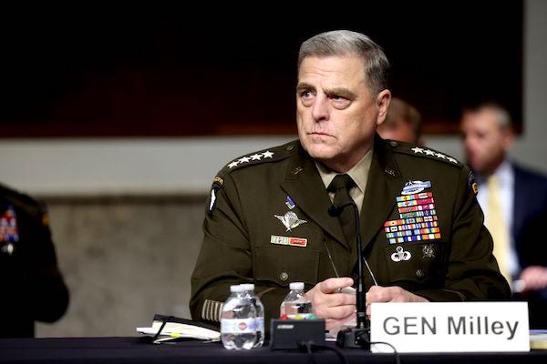美最高將領:中共缺乏軍事能力 短期難攻台灣