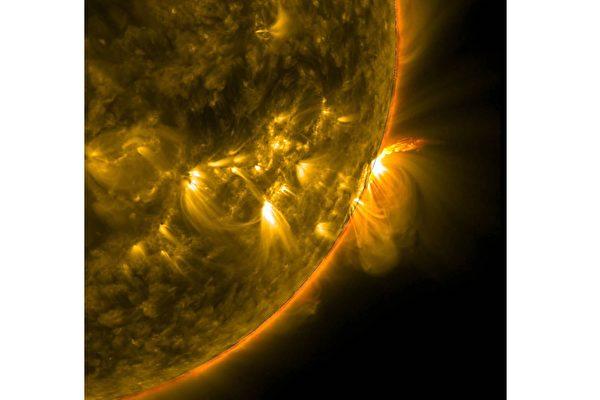 研究發現太陽活動或導致地震