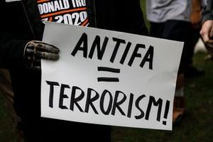 Antifa被指助波特蘭暴動 欲顛覆美政體