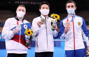 東奧8.2 曾椎間盤破裂放棄體操  韓國後起之秀跳馬奪金終圓夢