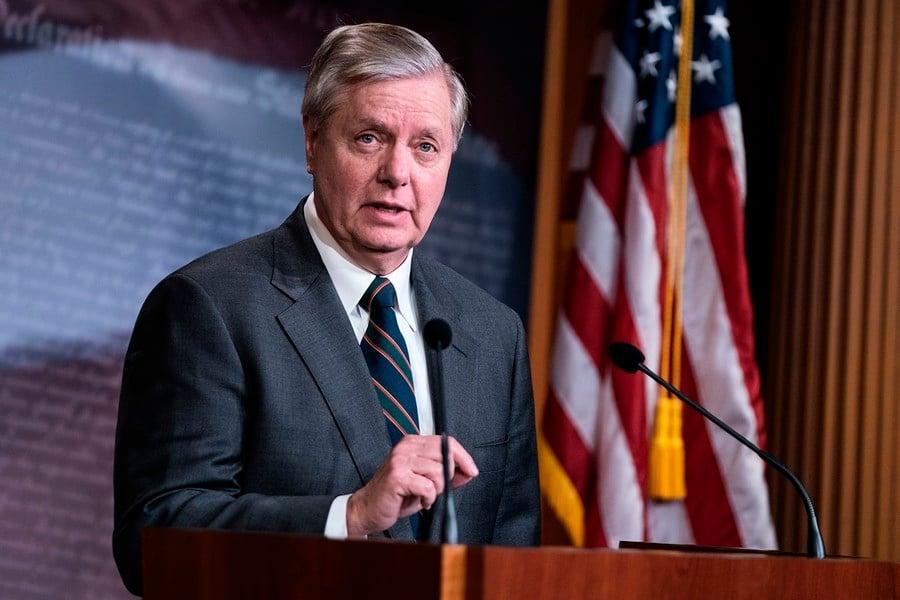 格雷厄姆:共和黨若再掌控參院 將查郵寄選票