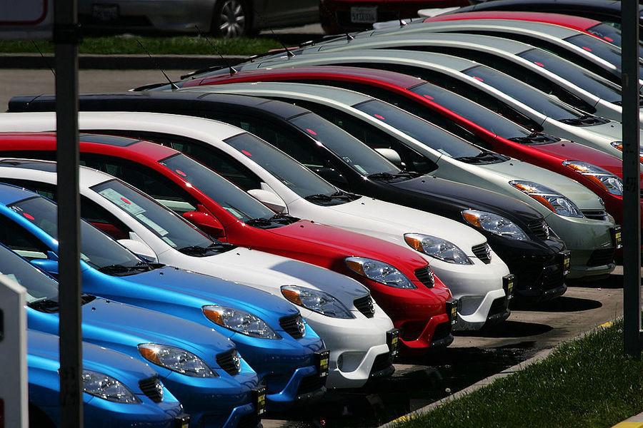 大陸2月汽車銷量減18.5% 創7年最大跌幅