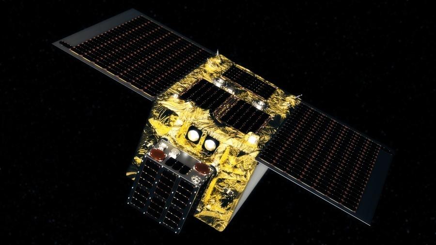 首個太空垃圾清理系統發射升空