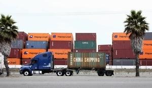 中國出口連續四個月同比負增長 11月降1.1%